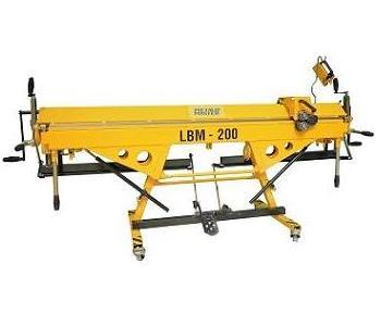 Листогиб MetalMaster EuroMaster LBM 200 (Sorex Z.R.S. — 2160)